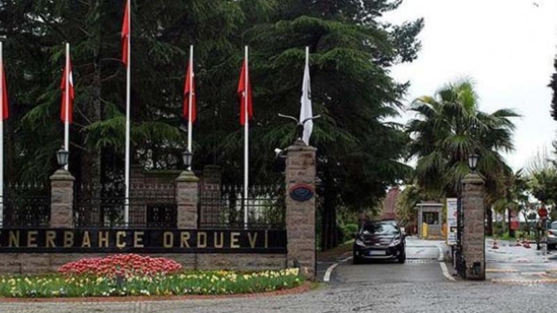 Fenerbahçe Orduevi koronavirüs ablukasında
