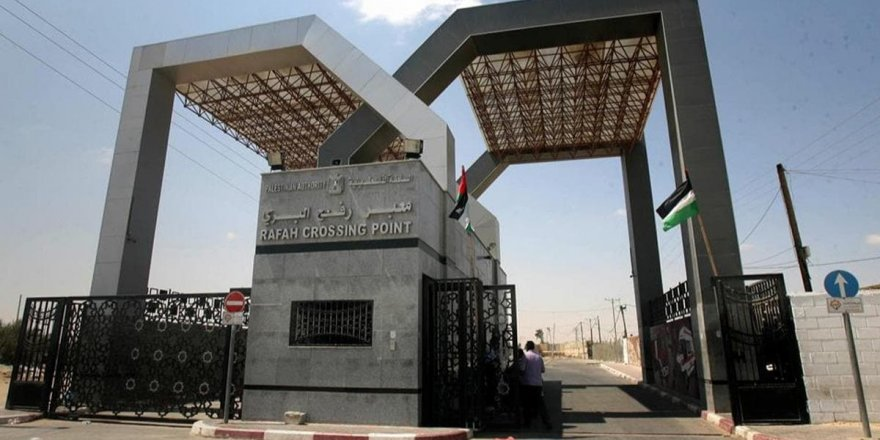 Filistin'e inşaat malzemesinin girişiengelleniyor
