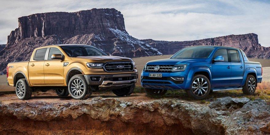 Ford ve Volkswagen, Kocaeli'de ortak oluyor