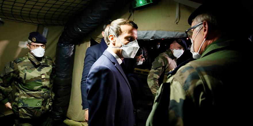 Fransa koronavirüs sebebiyle Irak'tan tamamen çekiliyor