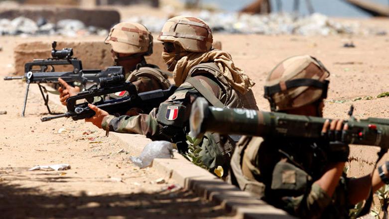 Fransa Ordusu YPG bölgesine topçu bataryaları yerleştirdi