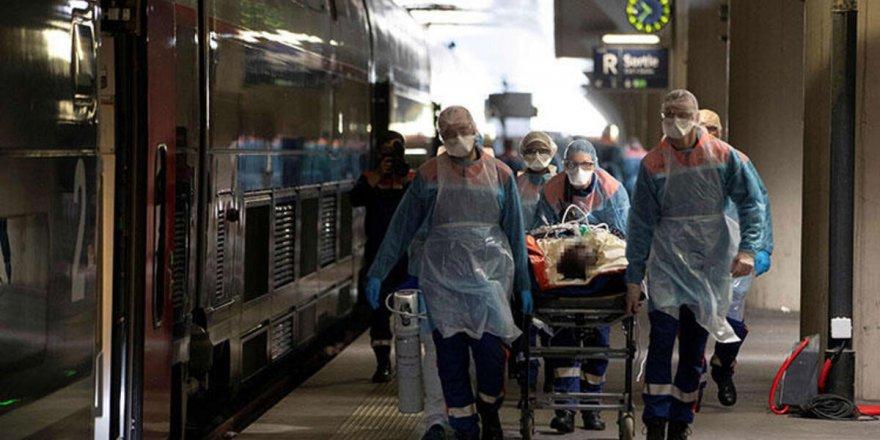 Fransa'da bir kez dahamutasyona uğramış virüserastlandı