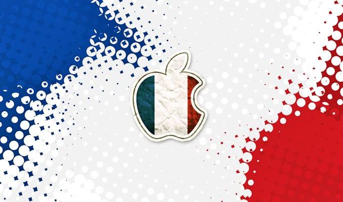Fransa'dan Apple'a kötü haber