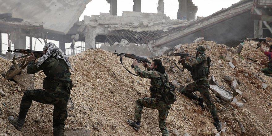 Fransız örgüt, 7 yıldır Esed milislerine destek veriyor