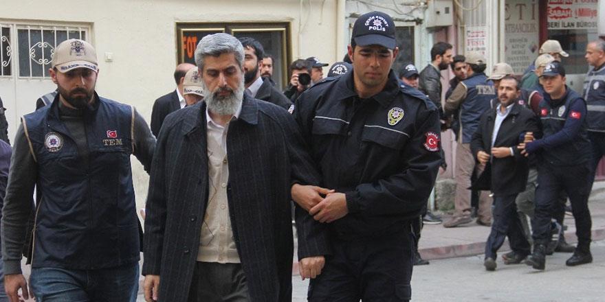 Furkan Vakfı kurucu başkanı Alparslan Kuytul tutuklandı