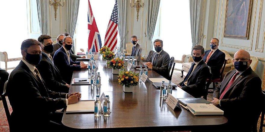 G7 Ülkeleri İngiltere'nin başkenti Londra'da buluşuyor