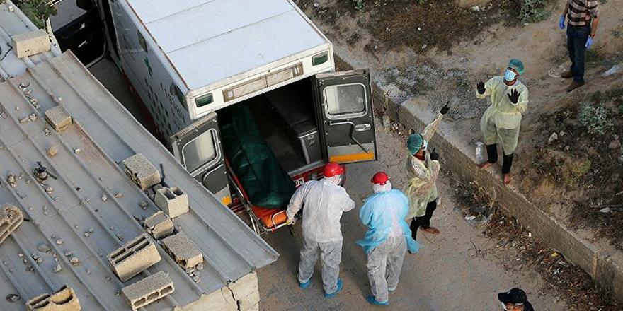 Gazze'de ilk koronavirüs ölümü gerçekleşti