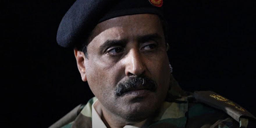 General Hafter'in sözcüsü koronavirüs şüphesiyle karantinaya alındı