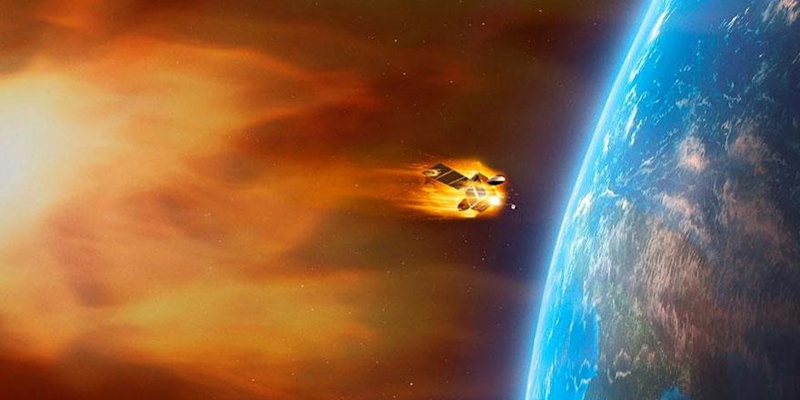 Güneş fırtınaları Dünya'ya hiç olmadığı kadar yakın