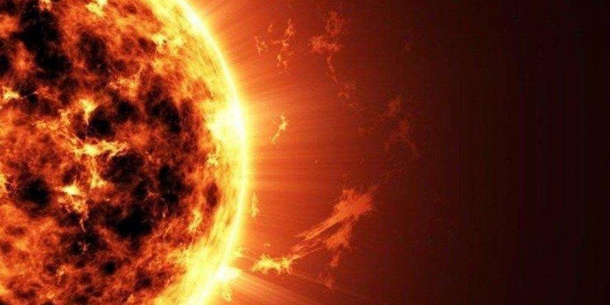 Güneş'tekipatlama anı ilk kez görüntülendi