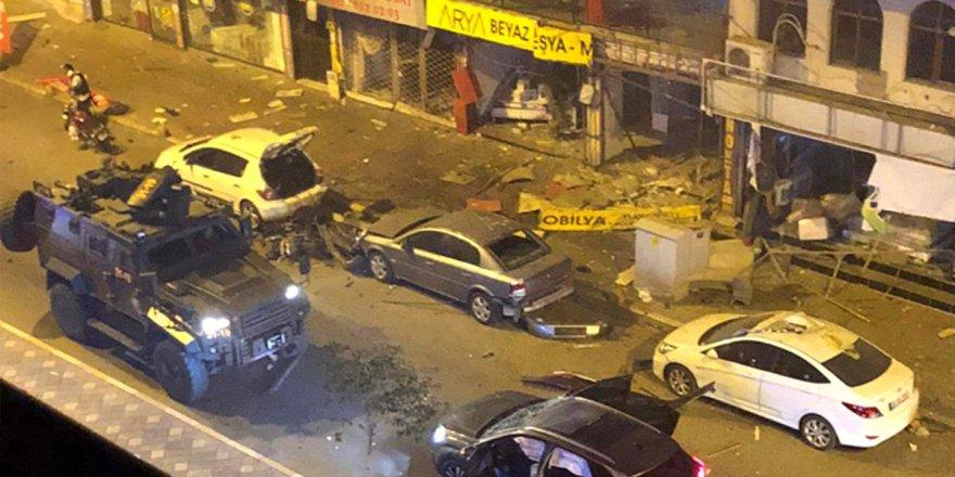 Güvenlik uzmanı Ağar'dan Hatay'daki patlamaya ilişkin açıklama