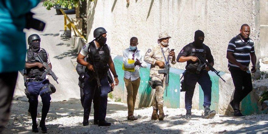 Haiti Devlet Başkanı Moise'ye suikast şüphelilerinden 4'ü öldürüldü
