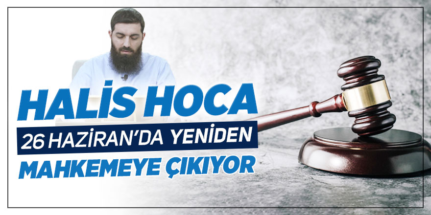 Halis Bayancuk Hoca, 9 Nisan'da yaşanan hukuksuzluklar sonrası yeniden hâkim karşısına çıkıyor