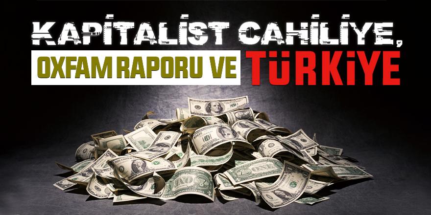 """Halis Hoca ile gündeme dair """"Kapitalist cahiliyye, Oxfam Raporu ve Türkiye"""""""