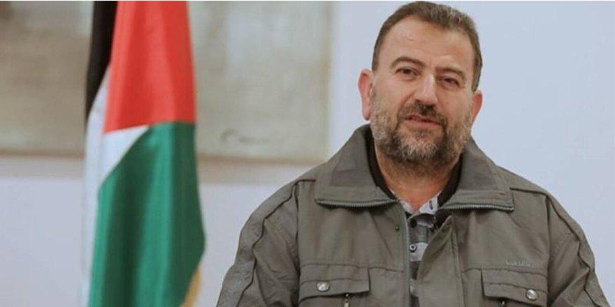 Hamas yetkilisi Aruri: Kara operasyonu İsrail için bir felaket olur