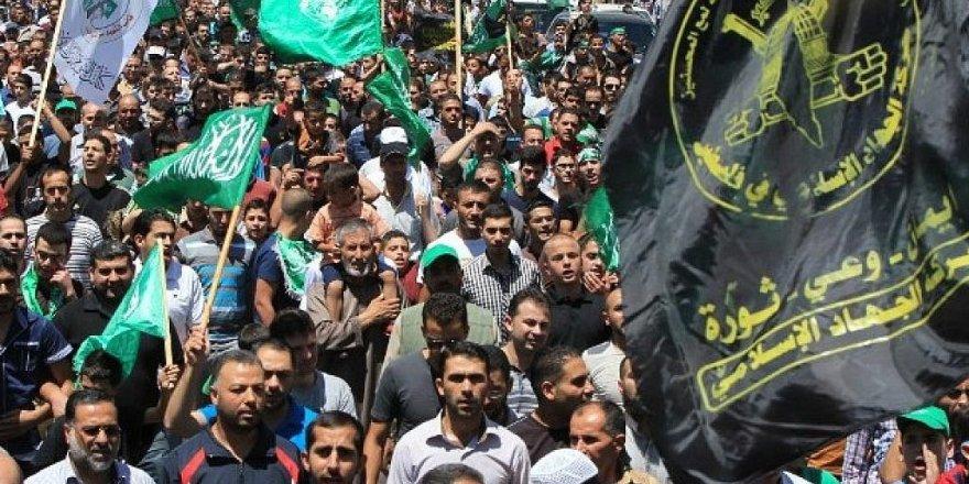 """Hamas'tan İsrail'e karşı """"direniş"""" çağrısı"""