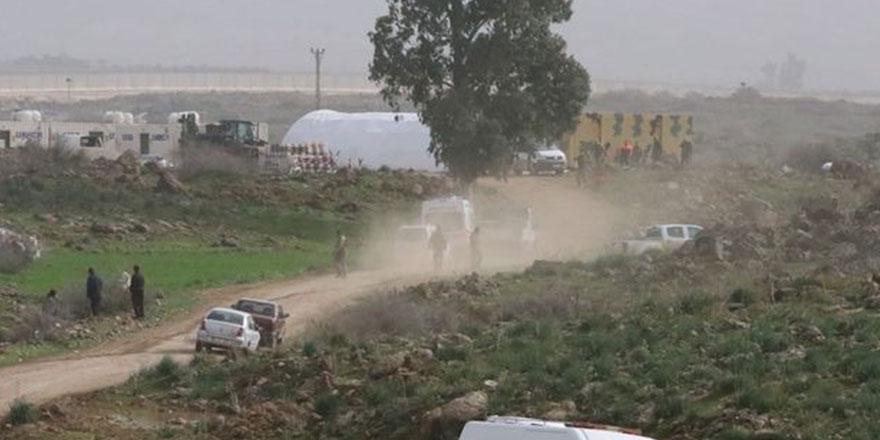 Hatay'da ÖSO kampına roket saldırısı