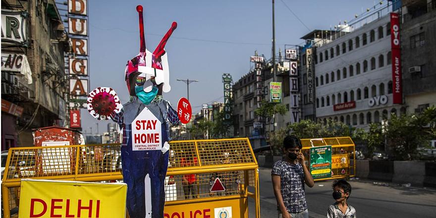 Hindistan da Çin'i geride bıraktı