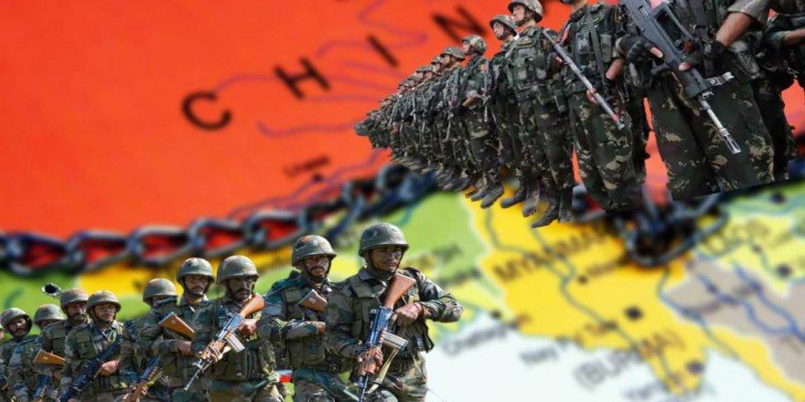 Hindistan Ordusu, Ladakh'daÇinli PLA Askeri yakaladı