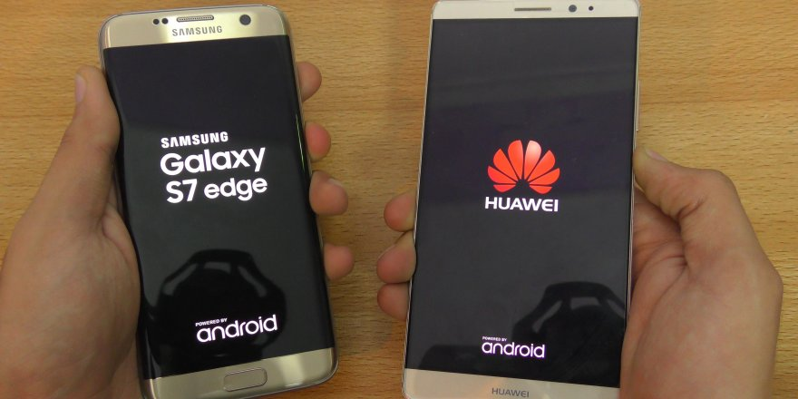Huawei, Samsung'u geride bıraktı