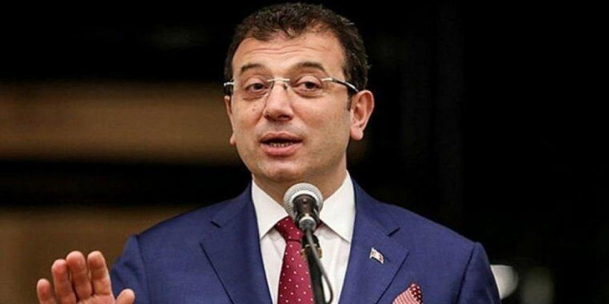 İBB Başkanıİmamoğlu için 2 yıla kadar hapis istemi
