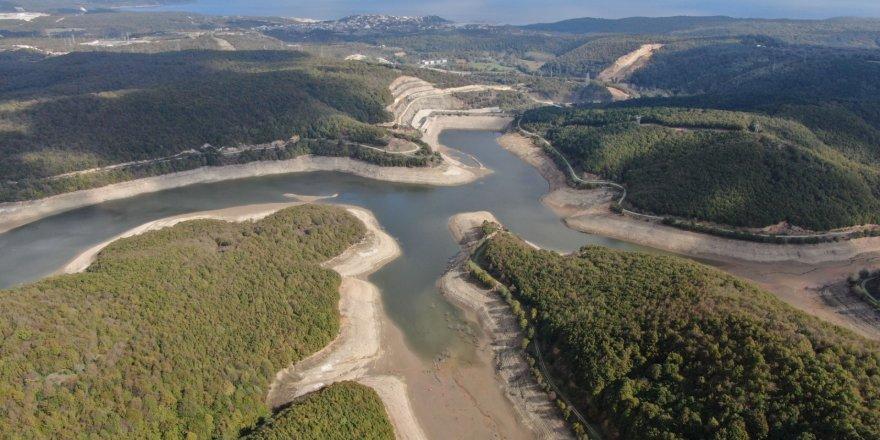 İBB uyardı: Barajlar alarm veriyor!