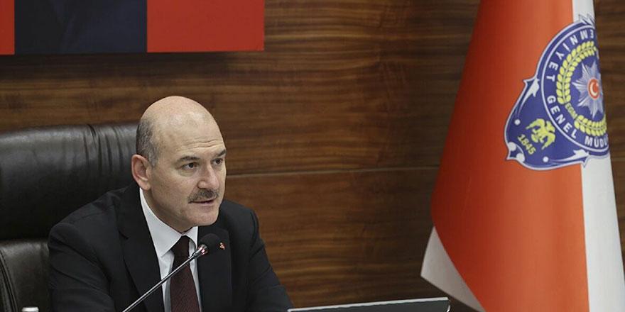 """İçişleri Bakanı Soylu'dan, yargıya çağrı: """"Gergerlioğlu teröristtir, gereği yerine getirilsin!"""""""