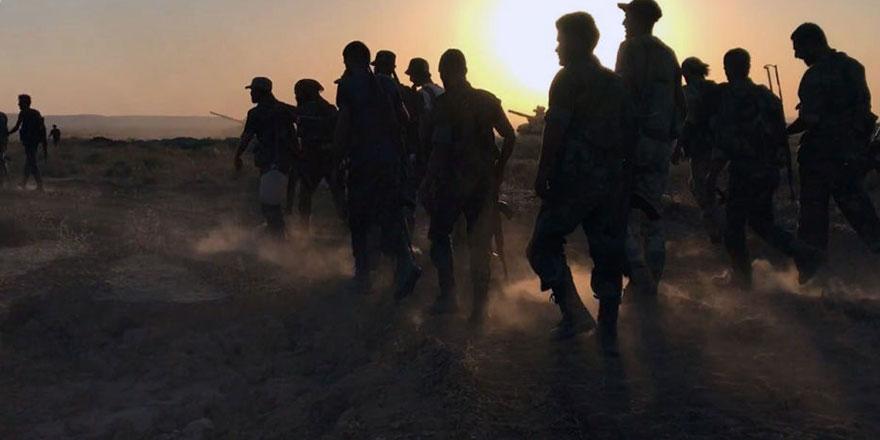 İdlib'teki kritik hava üssü rejimin kontrolüne geçti