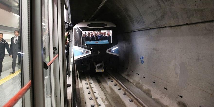 İmamoğlu tarih verdi: Mahmutbey-Mecidiyeköy metrosu 29 Ekim'de açılıyor