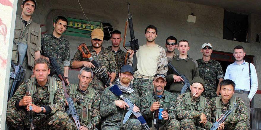 İngiltere'de YPG'li militanın yargılanması başladı