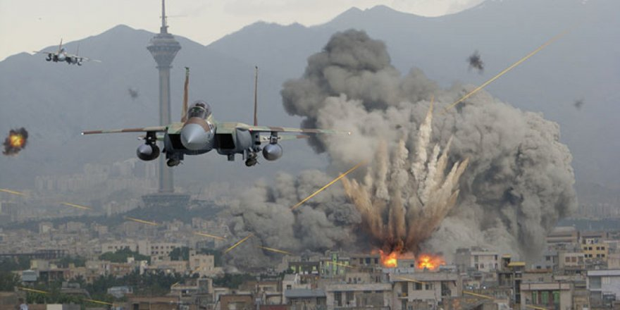 İngiltere'den, ABD'nin hava saldırısınadestek!