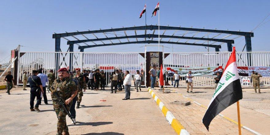 Irak, sınır kapılarını ticari geçişlere açıyor