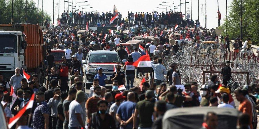 Irak'ta 20 binden fazla mahkum serbest bırakıldı