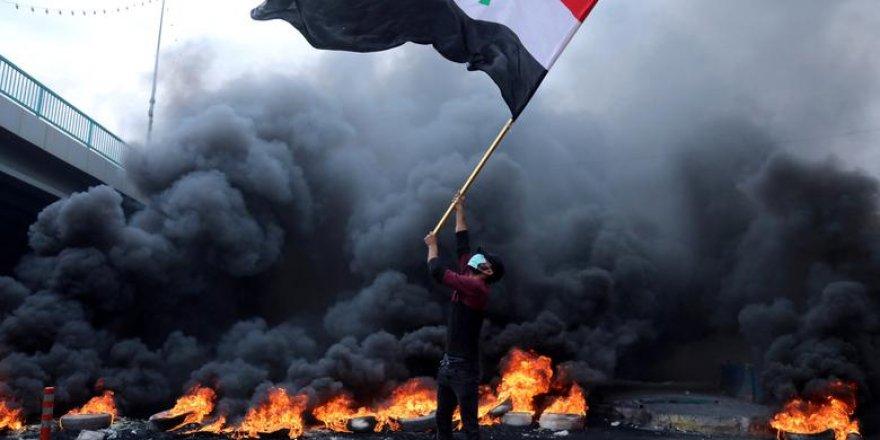 Irak'ta kanlı protestolar yeniden başladı: 1 ölü, 4 yaralı