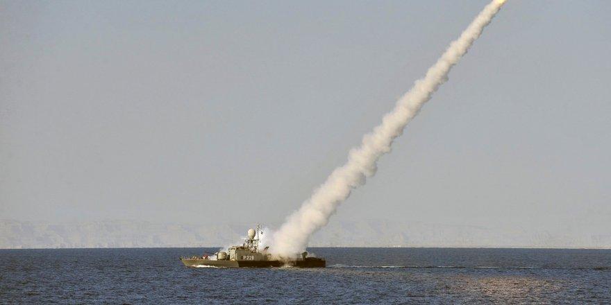 İran, kendi donanma gemisini vurdu!