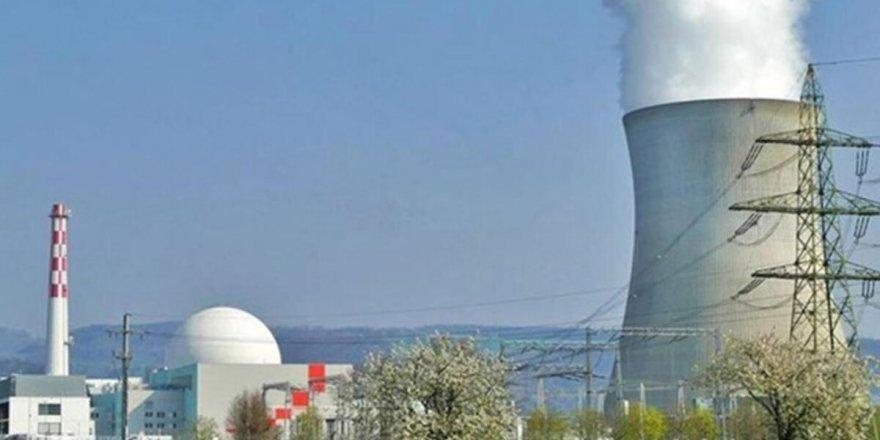 İran nükleer elektrik santrali tesislerinde faaliyeti durdurdu!