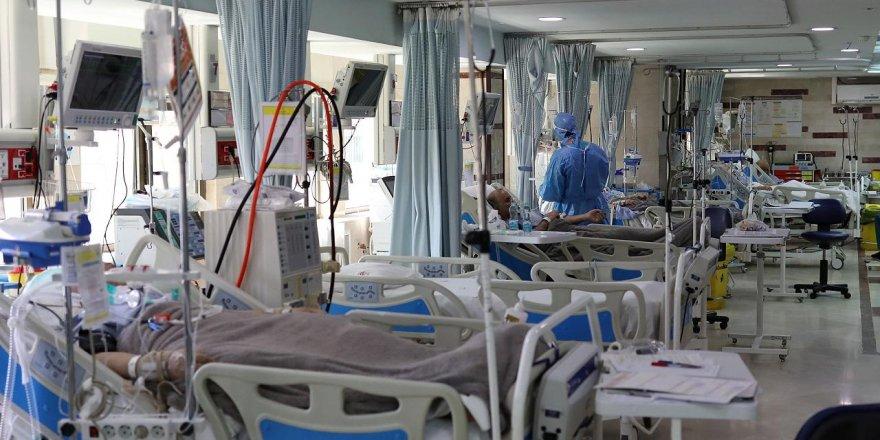 İran salgınnedeniyle 79 ölüm haberi daha duyurdu