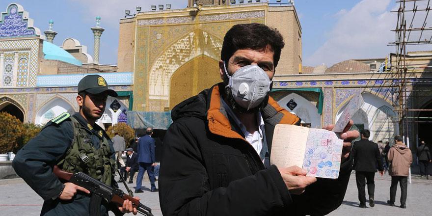 İran'da vaka sayısı yükselişe geçti