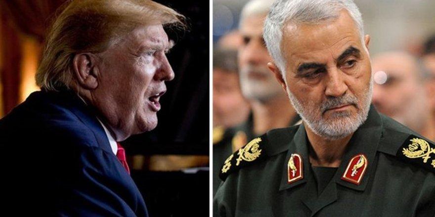"""İran'dan 48 ABD'li yetkili hakkında """"kırmızı bülten"""" talebi"""
