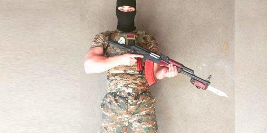 İşgalci Ermenistan'a faşist destek