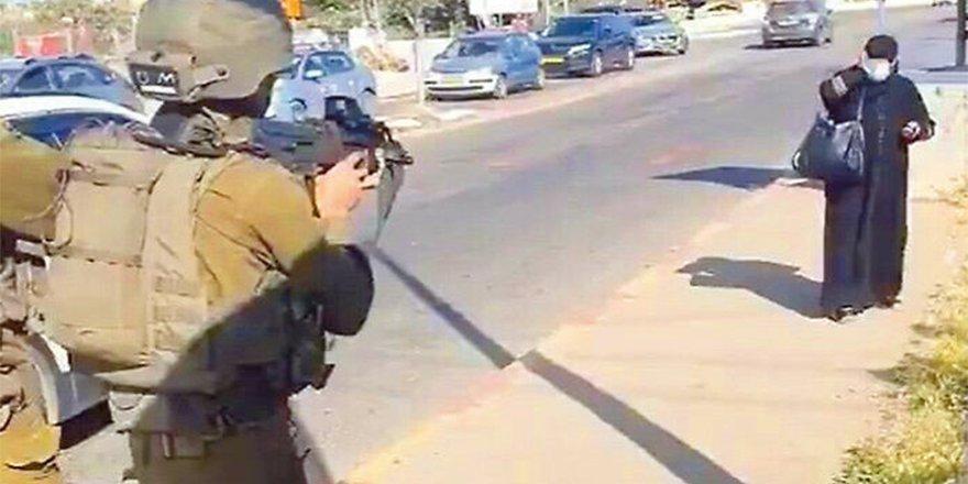 İşgalci İsrail askeri Filistinli yaşlı kadını öldürdü