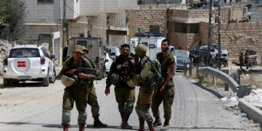 İşgalci İsrail'den Batı Şeria'ya saldırı: 93 Filistinli yaralı