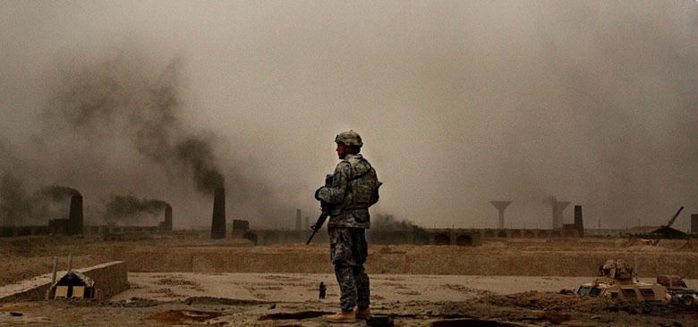 IŞİD karşıtı koalisyon Irak'taki operasyonlarını durdurdu