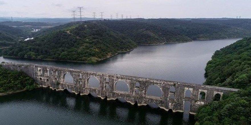İSKİ:İstanbul'da barajların doluluk oranı %43,45'e yükseldi