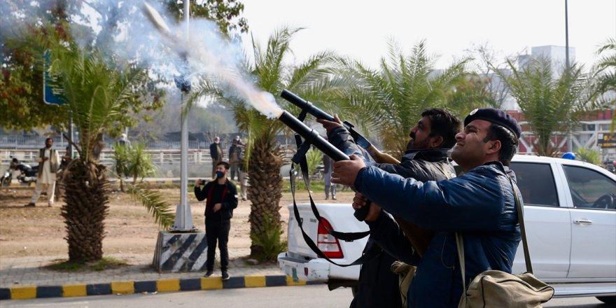 İslamabad'ta polise yönelik saldırıyı TTP üstlendi
