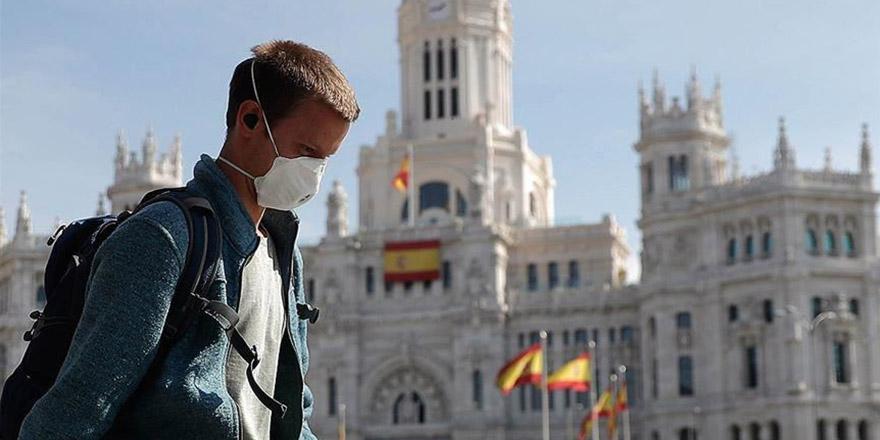 İspanya'da işe dönüşler kısmen başladı