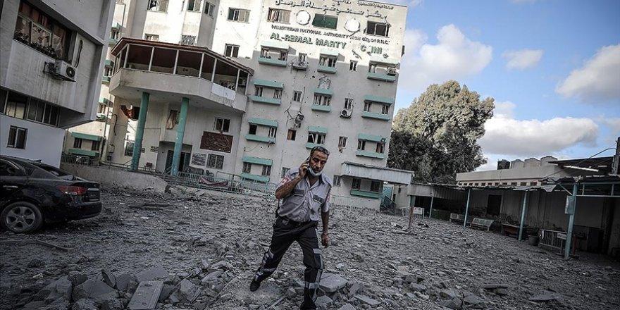İsrail, Filistinlilere hizmet veren sağlık merkezini kapattı!
