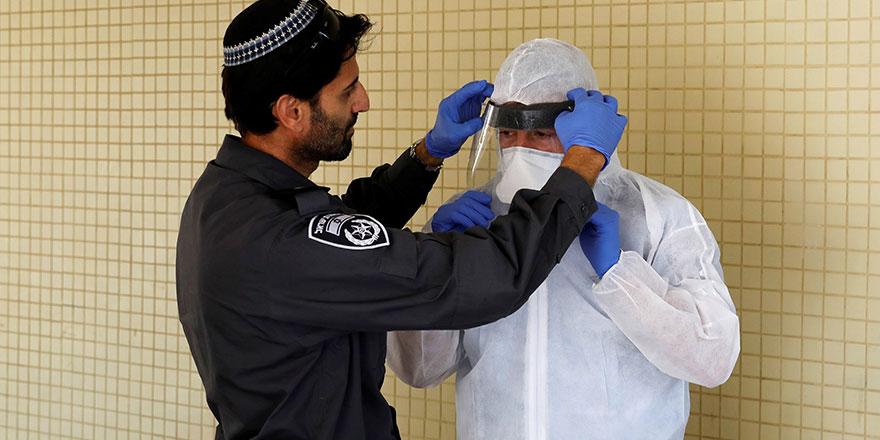 İsrail istihbaratına corona salgını sonrası veri toplama izni verildi