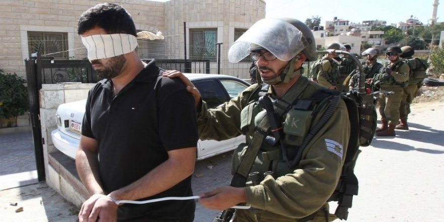 İsrail mahkemesinden, yakalanan 2 Filistinliye 'gözaltı zulmü'