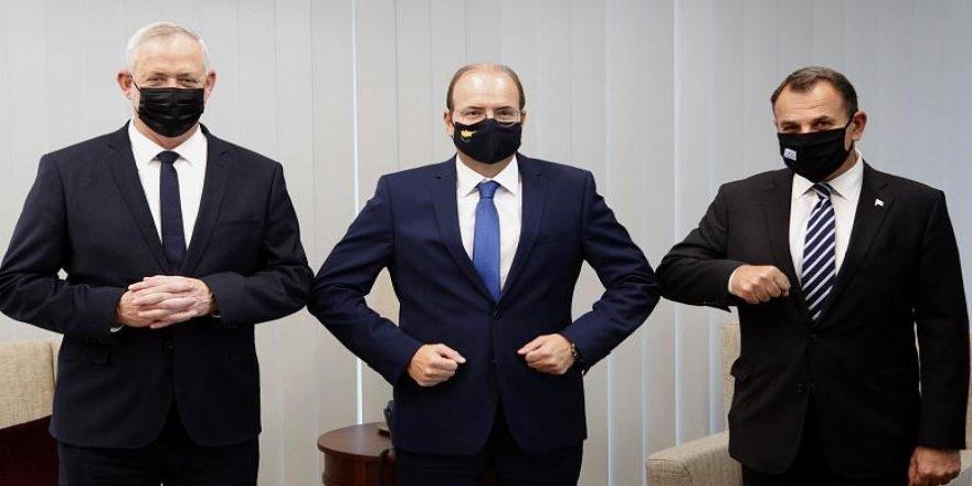 İsrail, Yunanistan ve Kıbrıs askeri işbirliğini güçlendiriyor